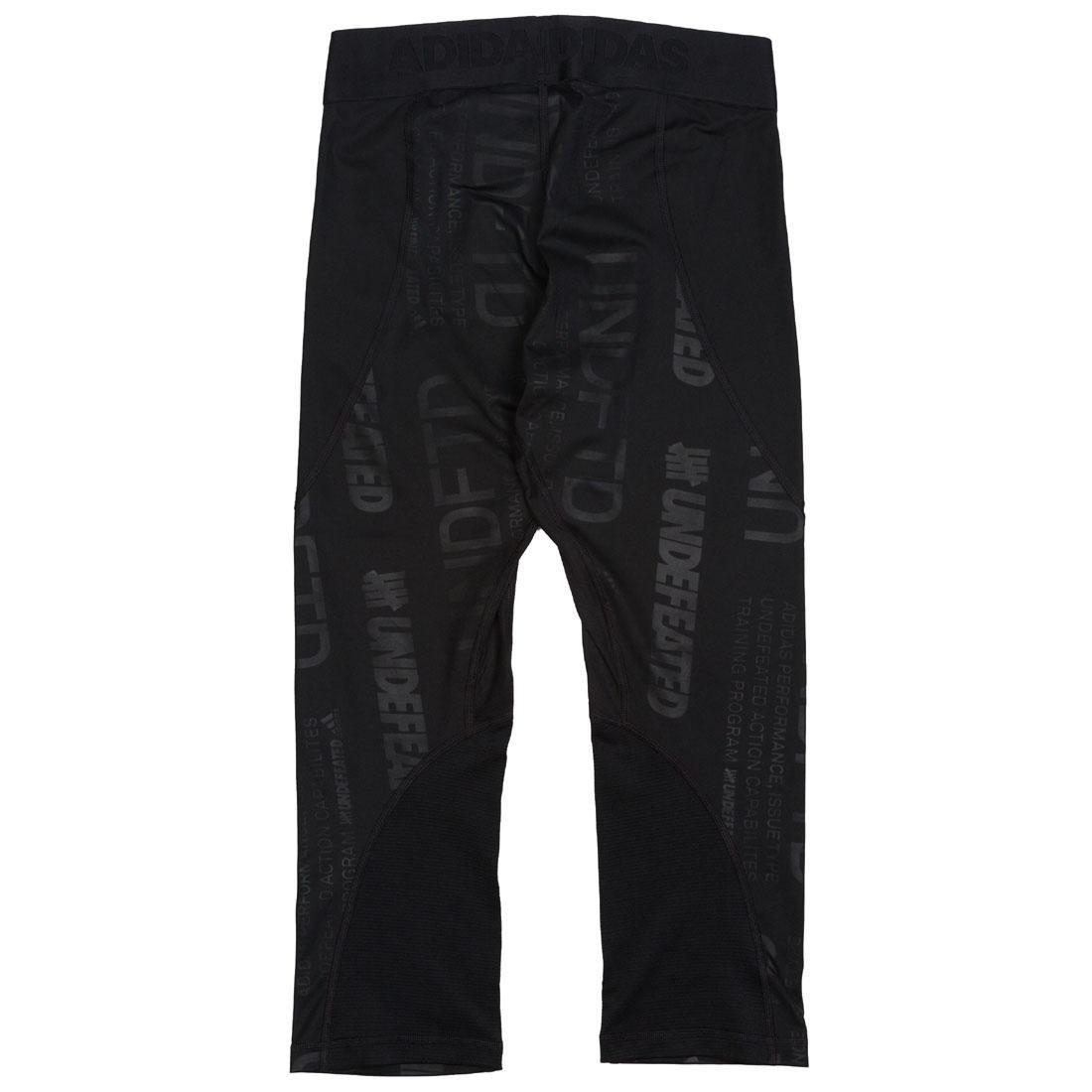 5edd7428cdd7 Adidas x Undefeated Men Alphaskin Tech 3 4 Tights (black)