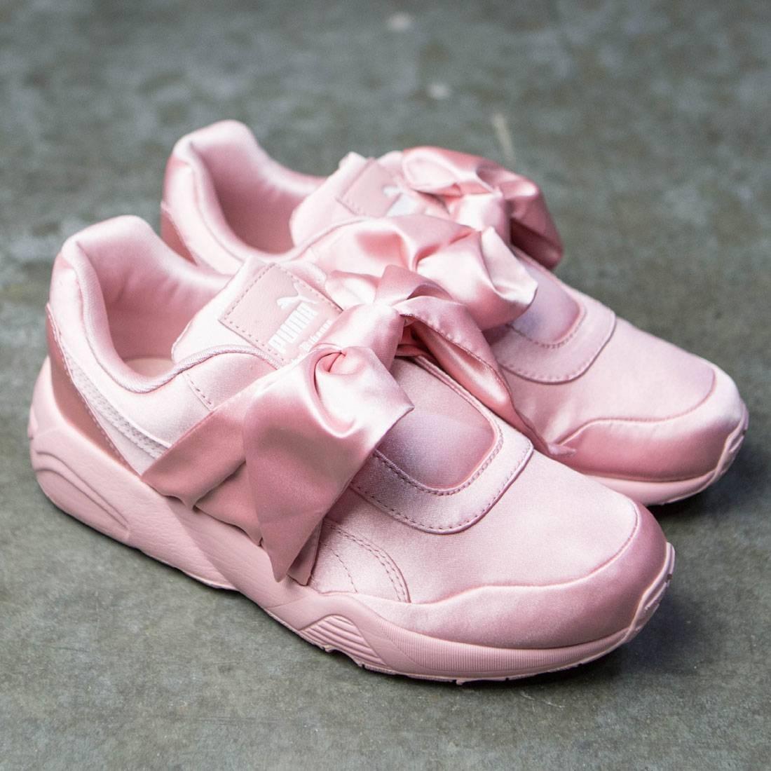 classic fit 8fdf5 3983d Puma x Fenty By Rihanna Women Bow Sneaker (pink / silver)