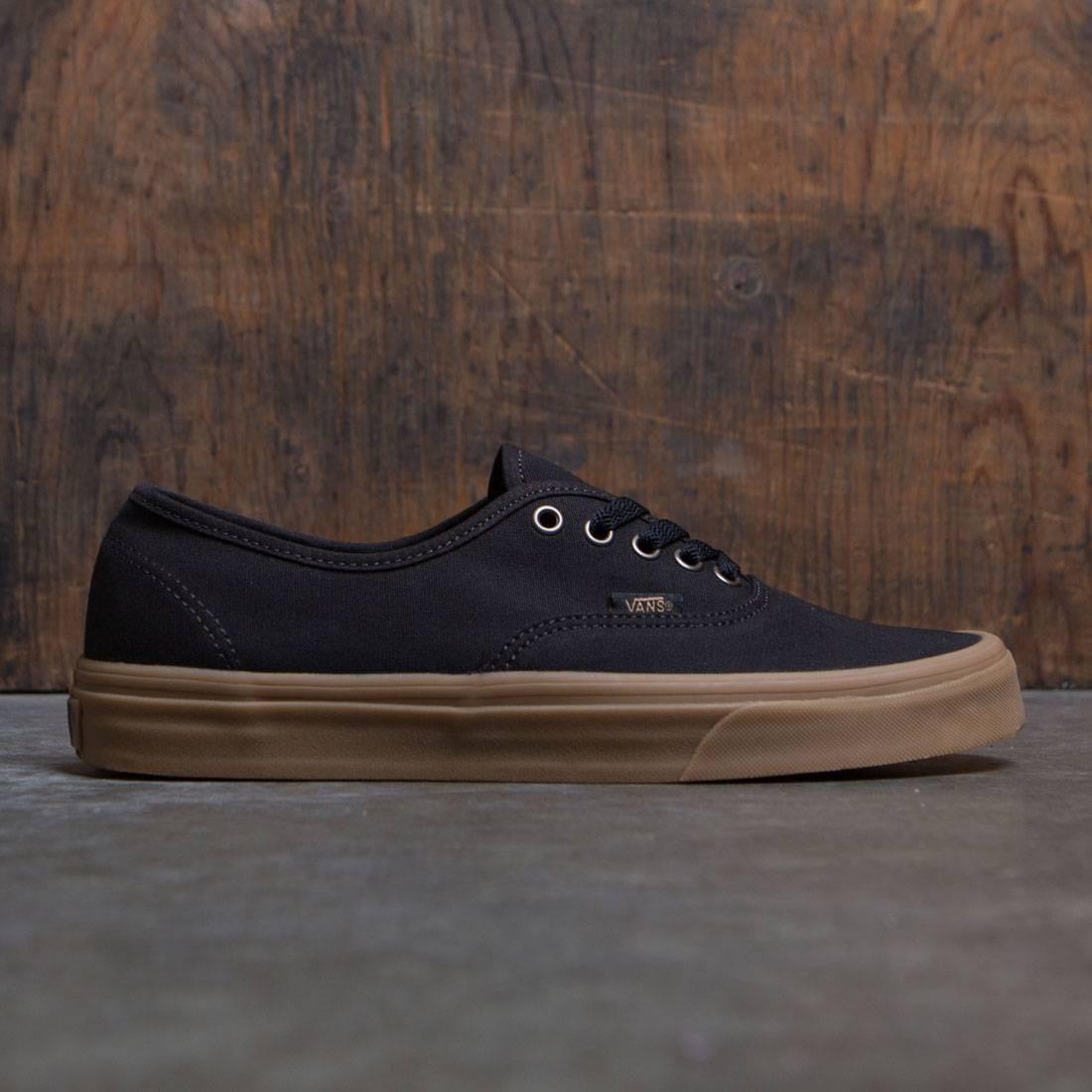 Vans Men Authentic - Light Gum black