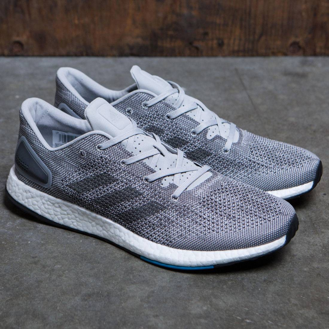 a6c1cd80d52c9 Adidas Men PureBOOST DPR (gray   solid grey   grey two)