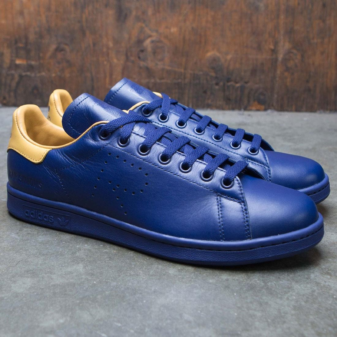 4135f7322b09 ... reduced adidas x raf simons men stan smith navy night sky pantone 70669  7d492