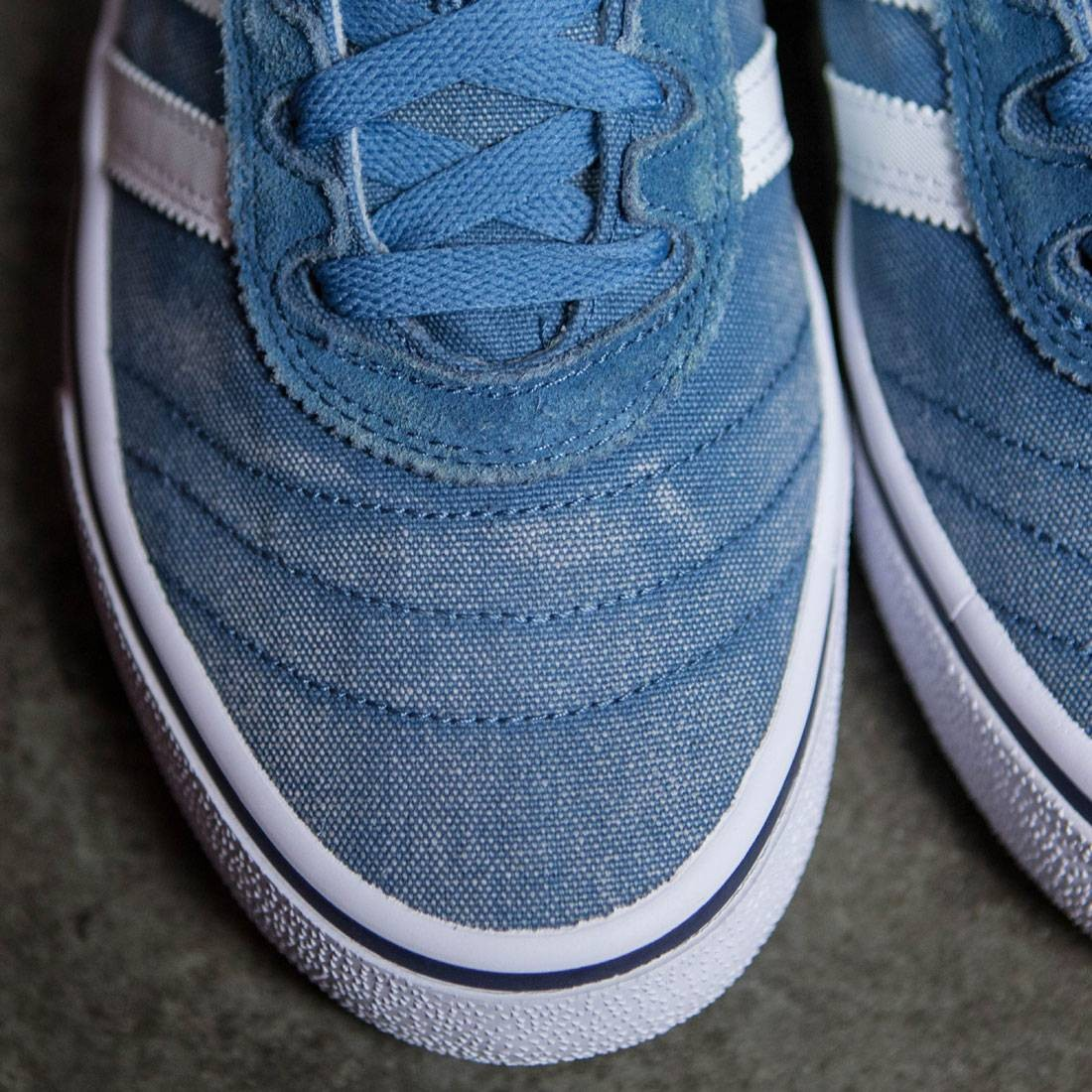 new product f328a 2fe85 Adidas Skate Men Busenitz Vulc (blue  ststow  ftwwht  conavy