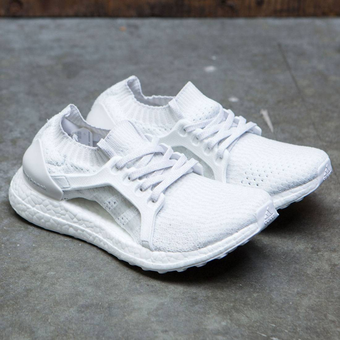 6d32bc4af7d Adidas Women UltraBOOST X (white   crystal white   grey one)