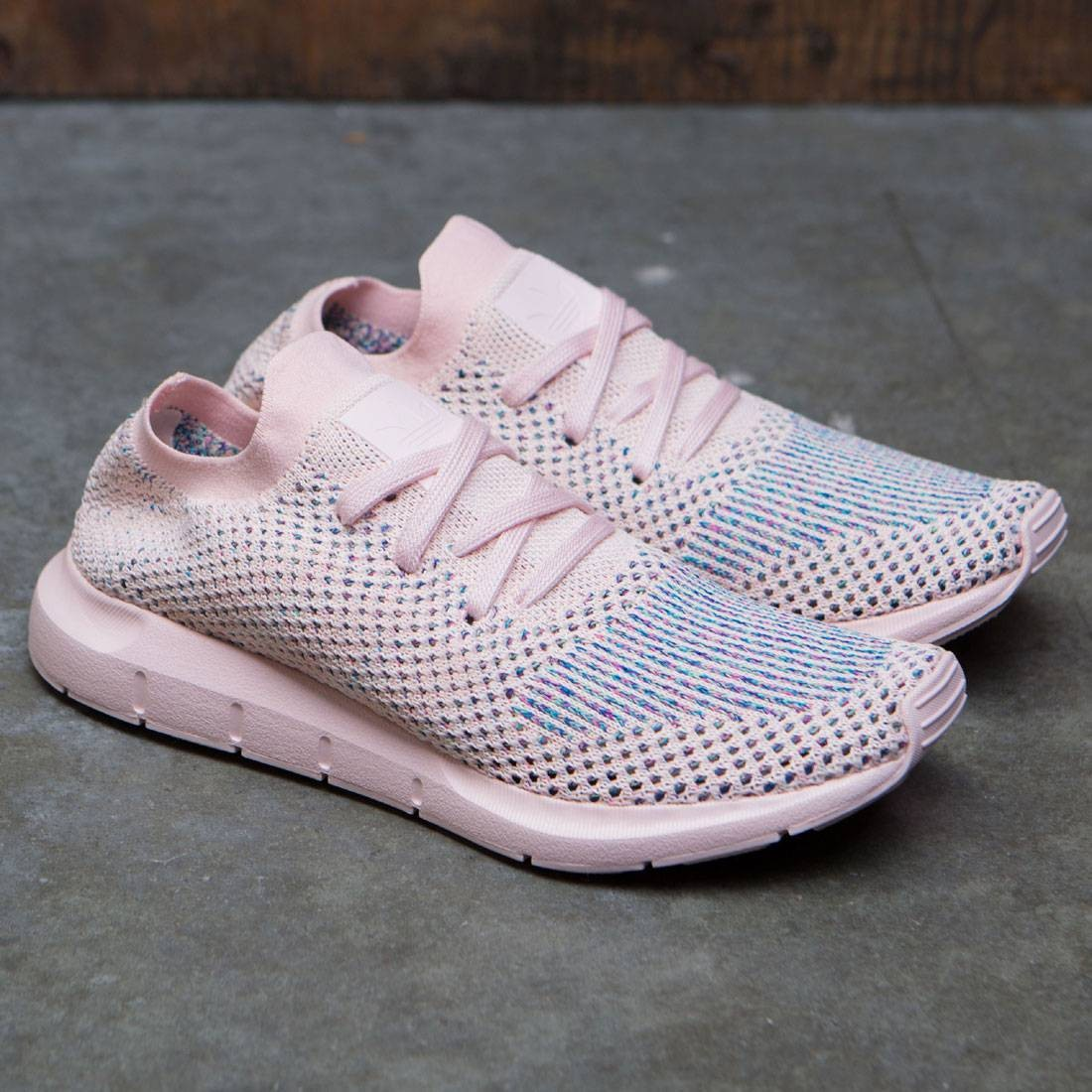 Adidas Women Swift Run Primeknit W (pink   icey pink) 228fbd267