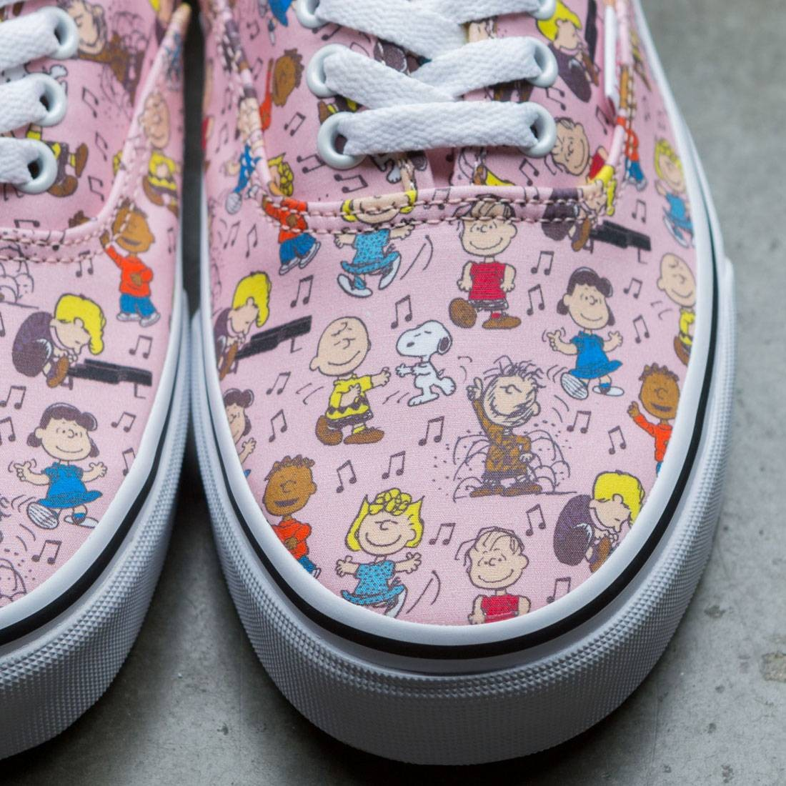 f7ec0b1bb46 Vans x Peanuts Men Authentic - Dance Party (pink)
