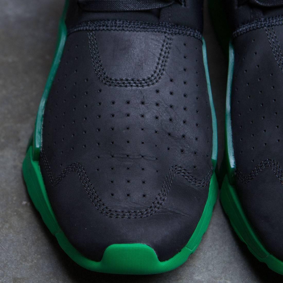 96a8f03ea6520 Adidas Y-3 Men Ayero (black   green   black olive)