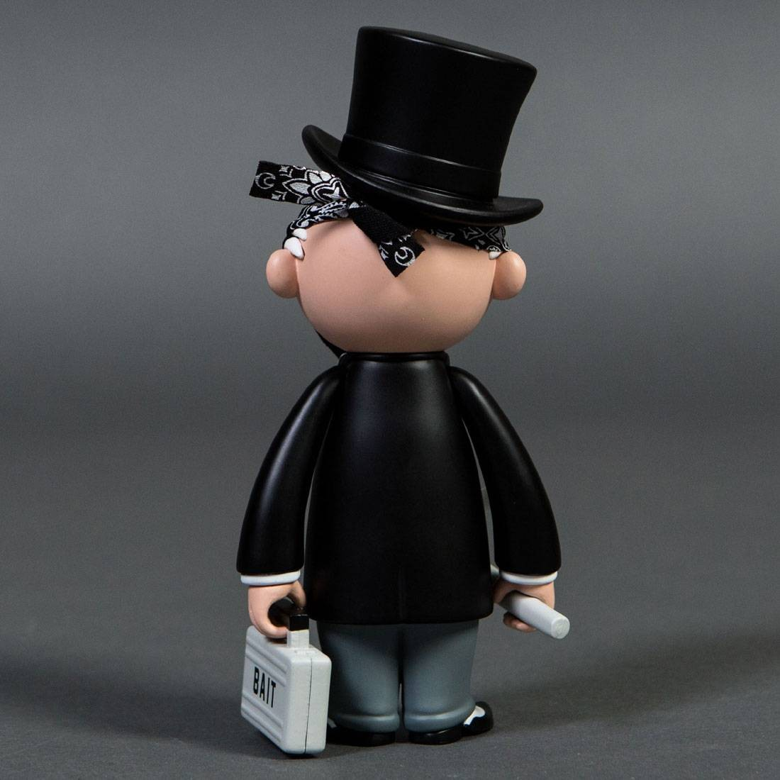 Bait X Monopoly X Switch Collectibles Mr Pennybags 7 Inch