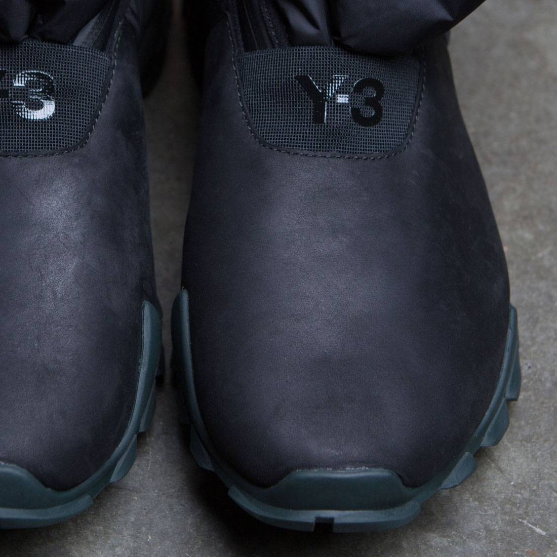 info for 35c43 8d12d Adidas Y-3 Men Ryo High (black  core black  black olive)