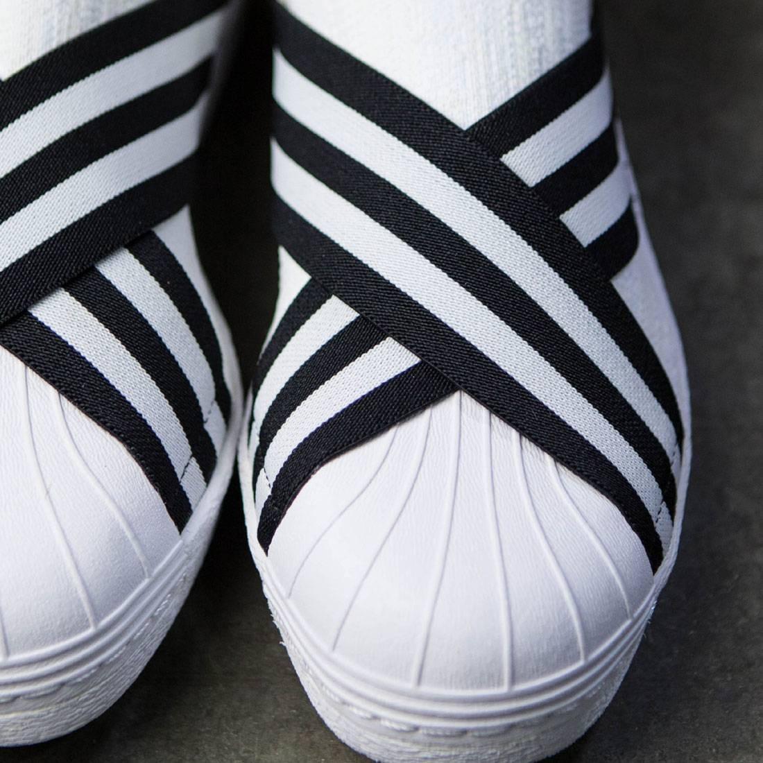 9c6cc4c2a77 Adidas Men White Mountaineering Superstar Slip-On Primeknit (white   core  black   footwear white)