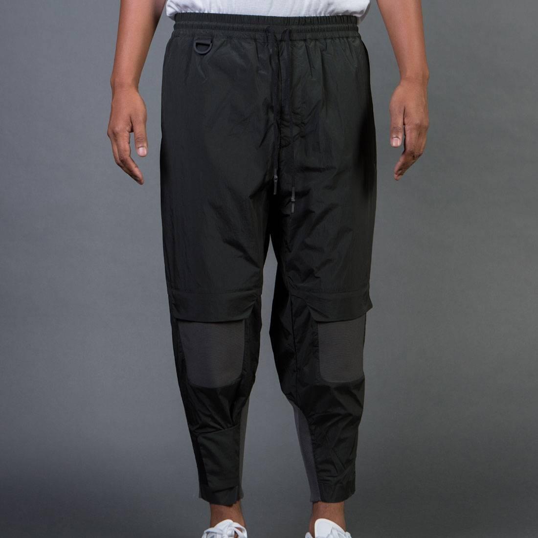 trabajo esperanza Hazlo pesado  Adidas Y-3 Men Nylon Rib Pants olive dark black olive