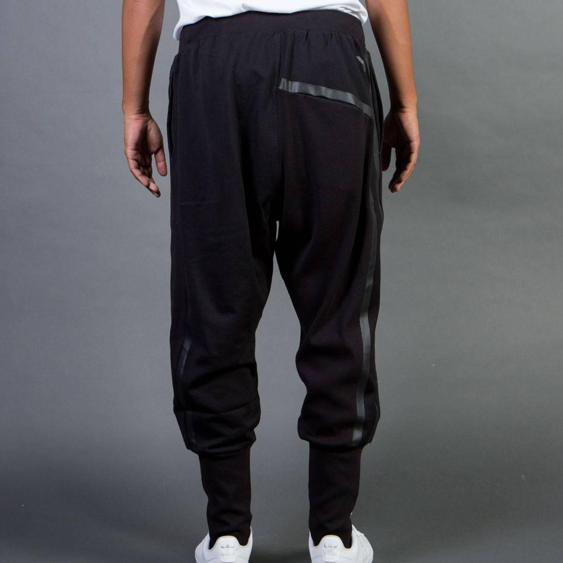new product 091fe 31828 Adidas Y-3 Men 3-Stripes French Terry Pants (black)
