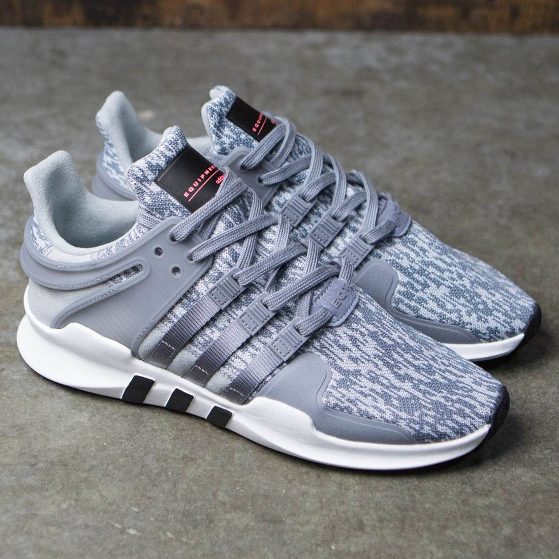 san francisco f21c6 f4bf9 Adidas Men EQT SUPPORT ADV (gray / clear onix / core black)
