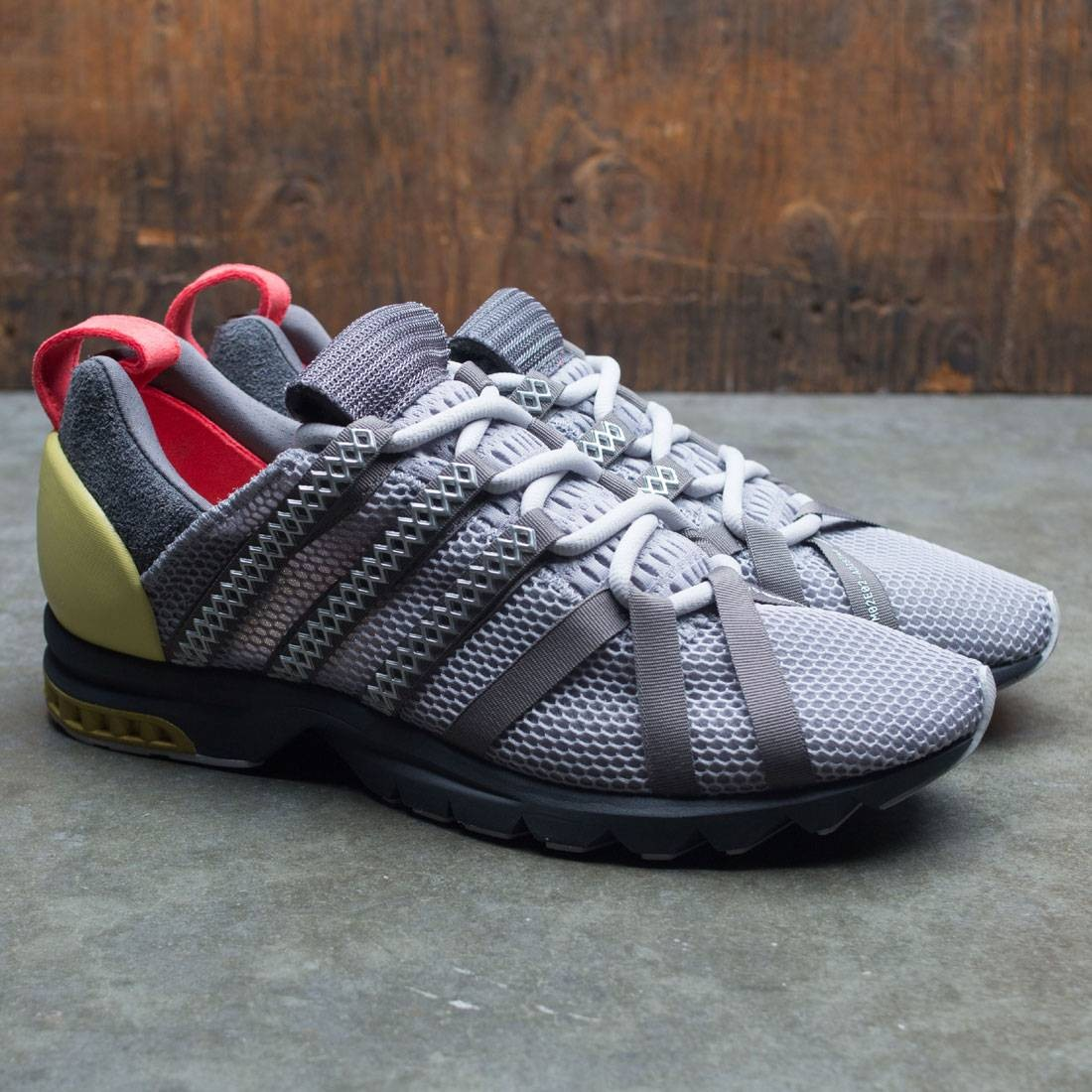 new product 0f77a 106b7 Adidas Consortium Men Adistar Comp AD Workshop (gray  light onix  tech  silver  metallic  black  white)