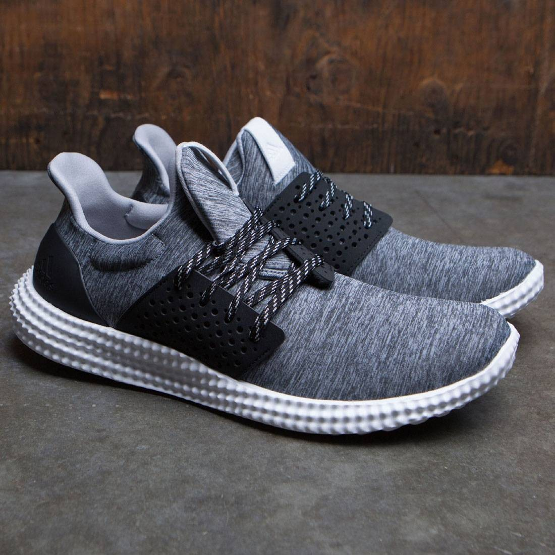 ae251c4ccd8f3d Adidas Men Athletics 24 7 Trainer (gray   dark grey heather   crystal white    core black)