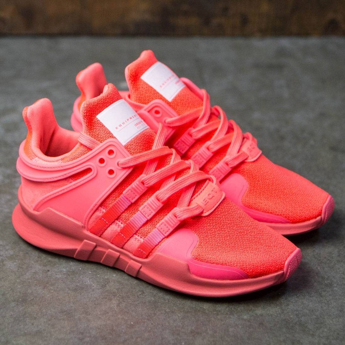 official photos da9ea adef6 Adidas Women EQT Support ADV (pink  turbo  footwear white)