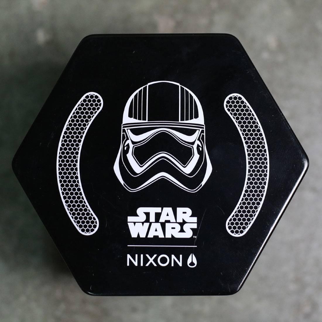 e046e44cf80 Nixon x Star Wars Sentry SS Watch - Captain Phasma (silver)