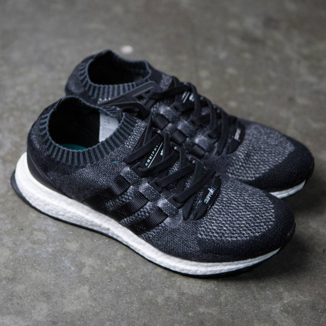 aceab19b5 ... where to buy adidas men eqt support ultra primeknit black core black  footwear white 25882 5871e