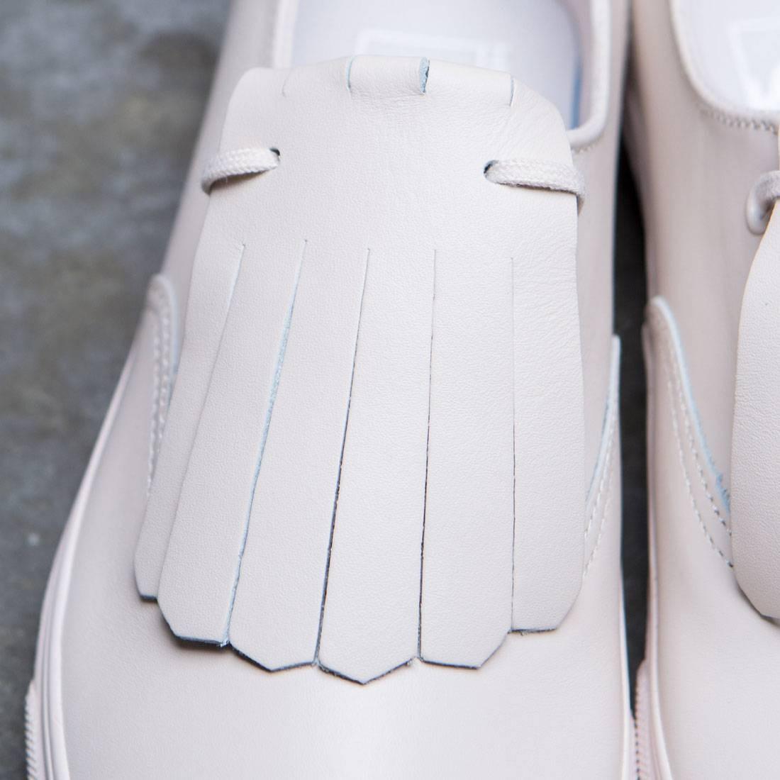 cfaec63970 Vans Men Authentic Fringe DX - Leather (pink   whisper   gold)