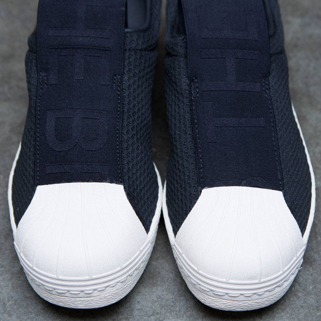newest collection 14282 daf6f Adidas Women Superstar BW35 Slip-On W (black / core black / off white)