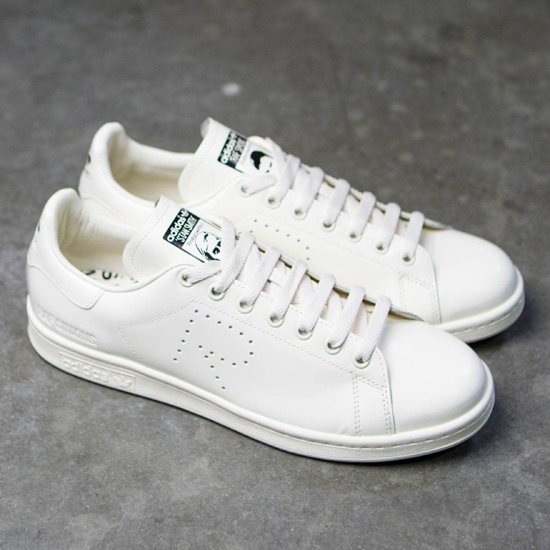 df6e1c5a86a6 Adidas x Raf Simons Men Stan Smith (white   cream white   core black)