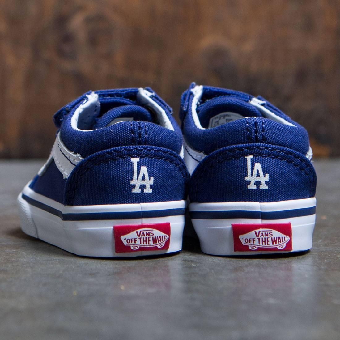 Vans x MLB Los Angeles Dodgers Toddlers