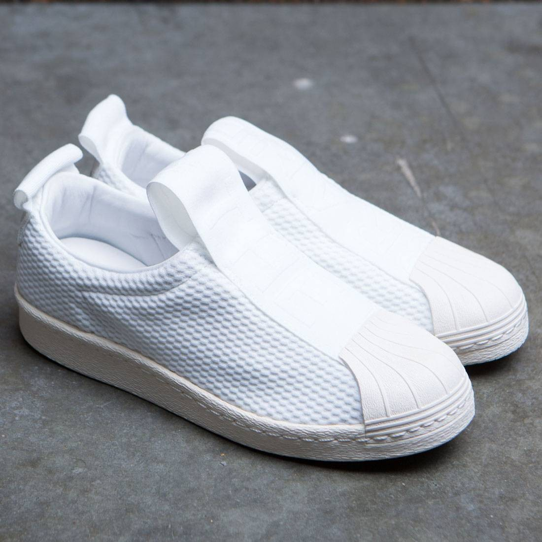 Adidas Women Superstar BW35 Slip-On W (white   footwear white   off white) 45586e921