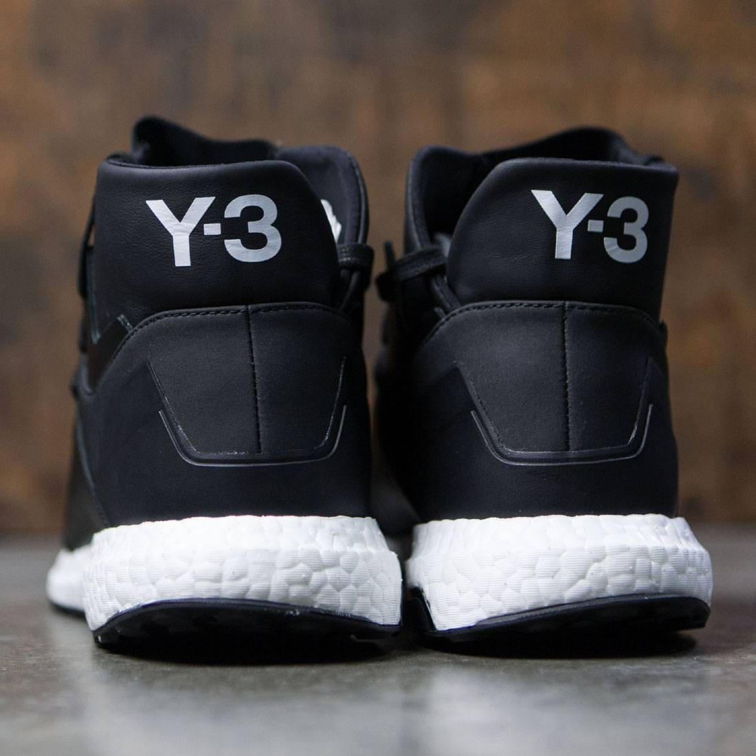 e96fe21448ba Adidas Y-3 Men Kozoko High (black   core black   footwear white)