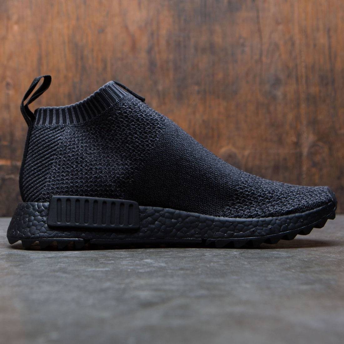 Adidas Consortium x The Good Will Out Men NMD CS1 Primeknit (black   core  black) c7620f575