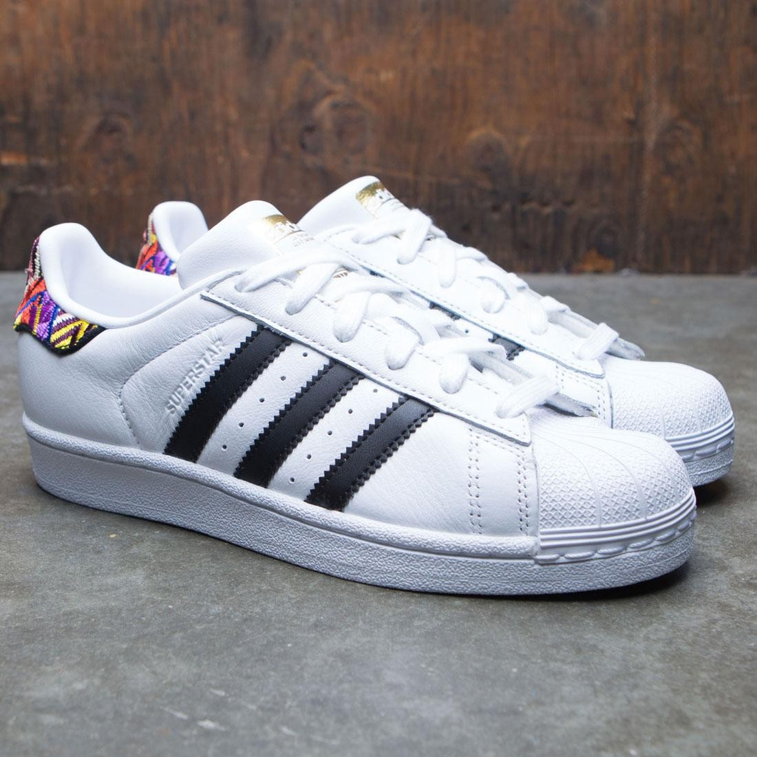 82eb338f3ae Adidas Women Superstar W (white   core black   gold metallic)