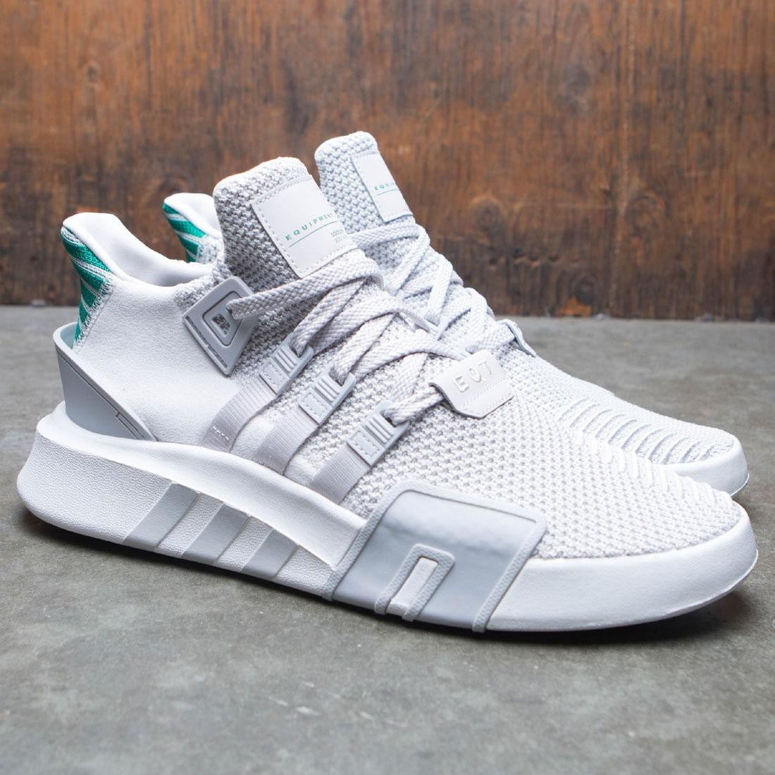 differently a862d 85e32 Adidas Men EQT Basketball ADV (gray  grey one  sub green)