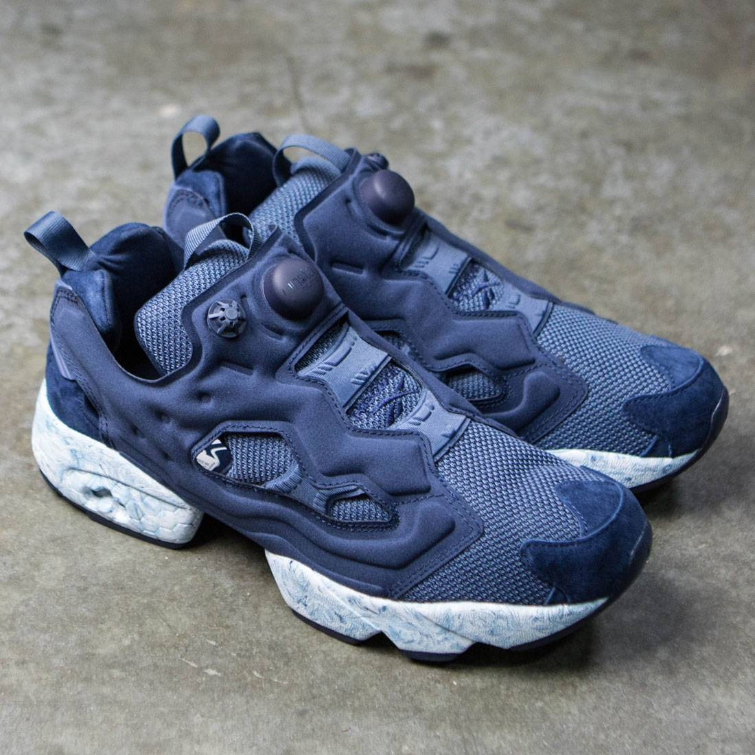 Reebok Men Instapump Fury ACHM (navy   royal slate) 96b6838cb