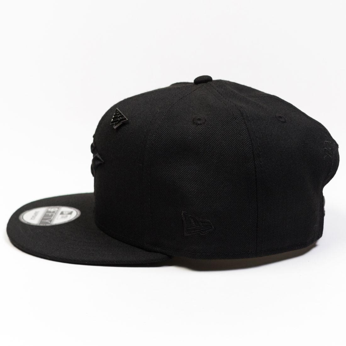 7dd41b5bb96 Paper Planes The Crown Snapback With Pin and Black Undervisor (black   black )