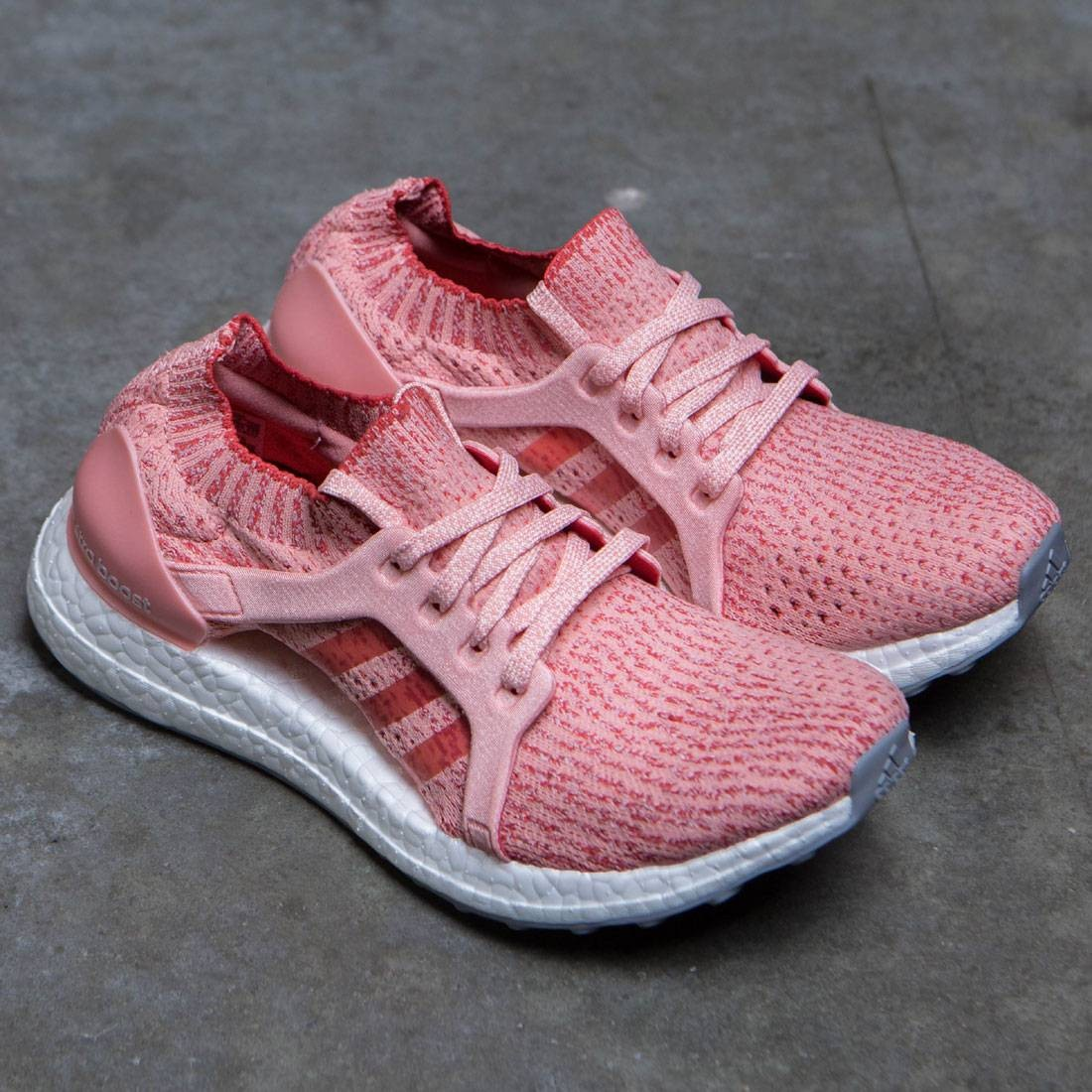 7cfb34e36 Adidas Women UltraBOOST X (pink   trace pink   tactile red)