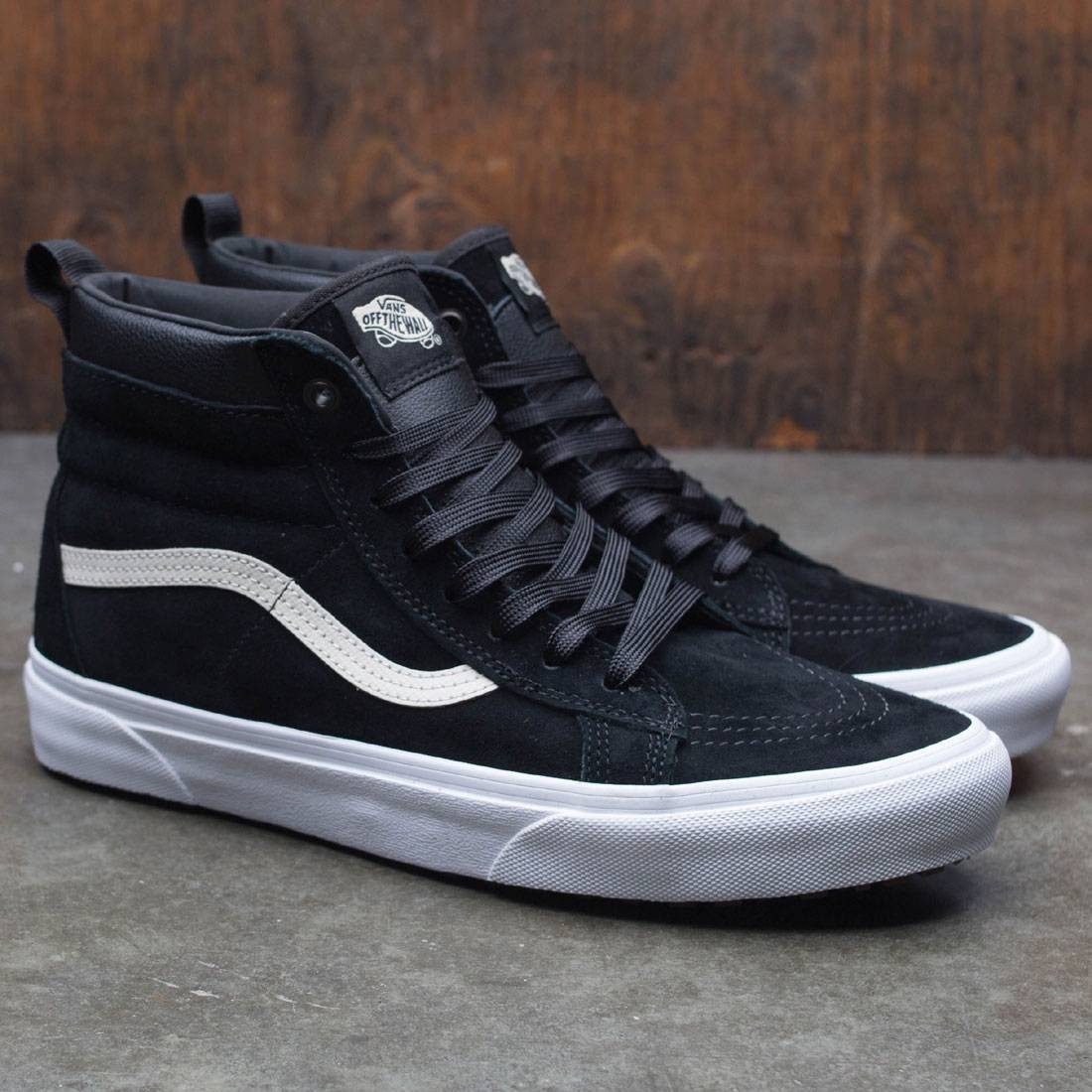 25889542a034 Vans Men SK8-Hi MTE (black   night)