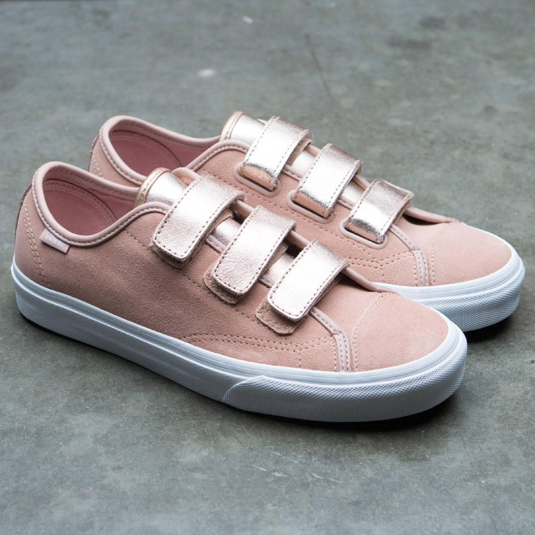 buy online ef565 69ab4 Vans Men Style 23 V - 2 Tone Metallic (gold / rose / white)