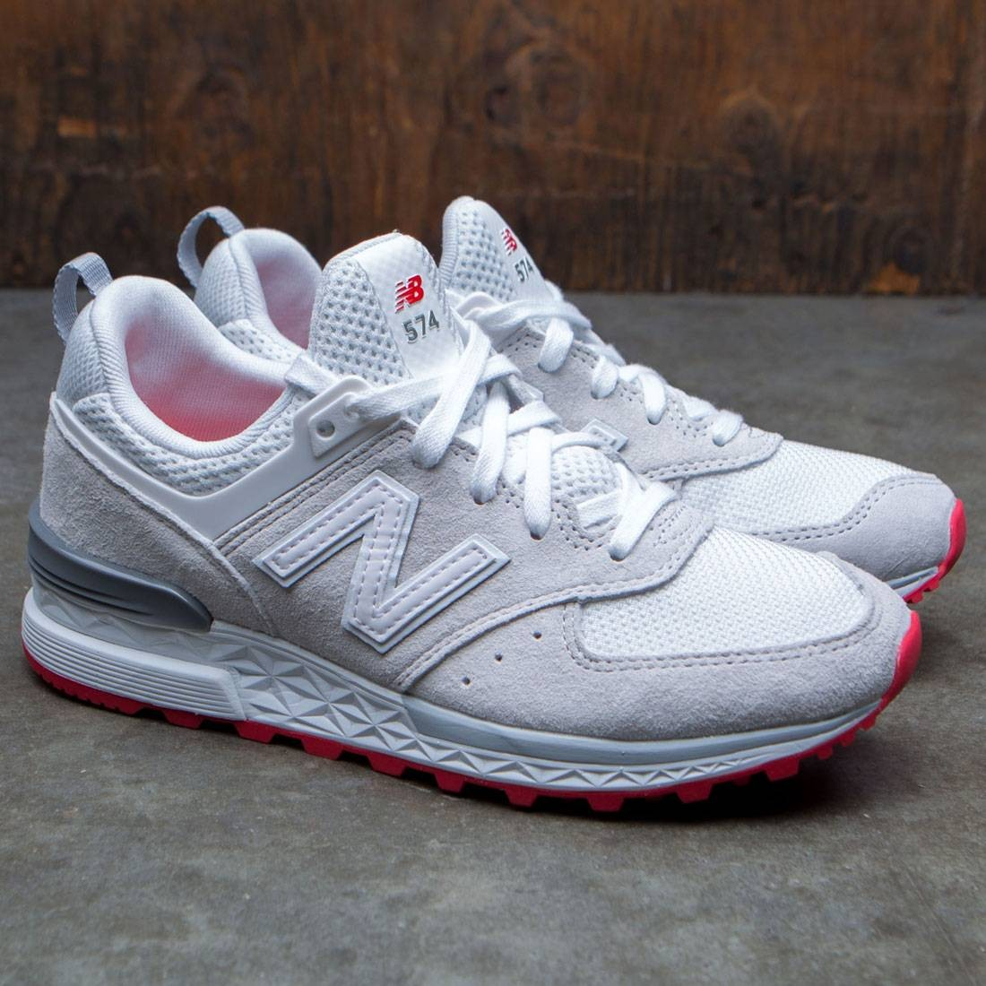 new balance 574 white red, OFF 79%,Best