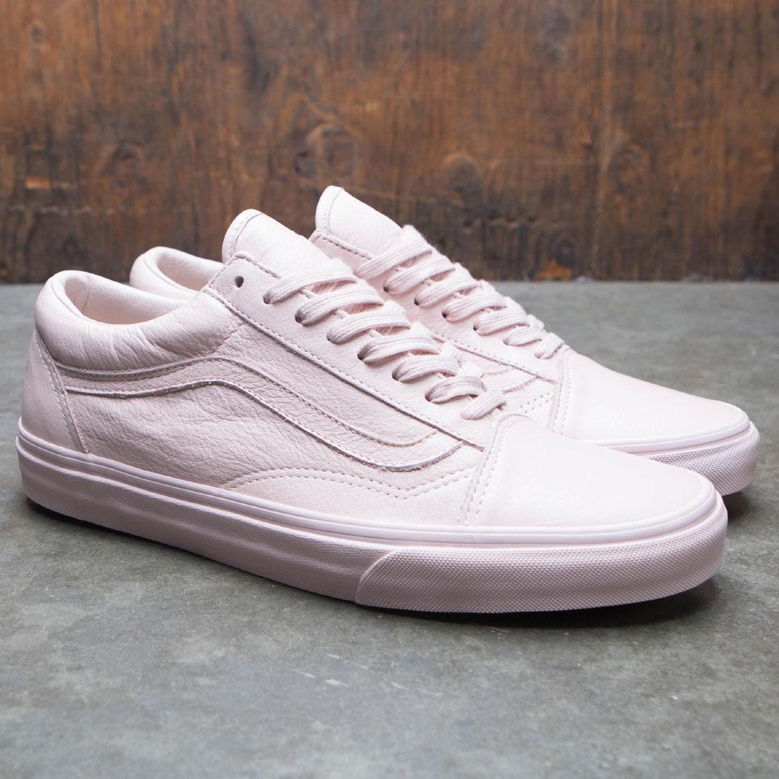 Vans Men Old Skool - Leather pink sepia