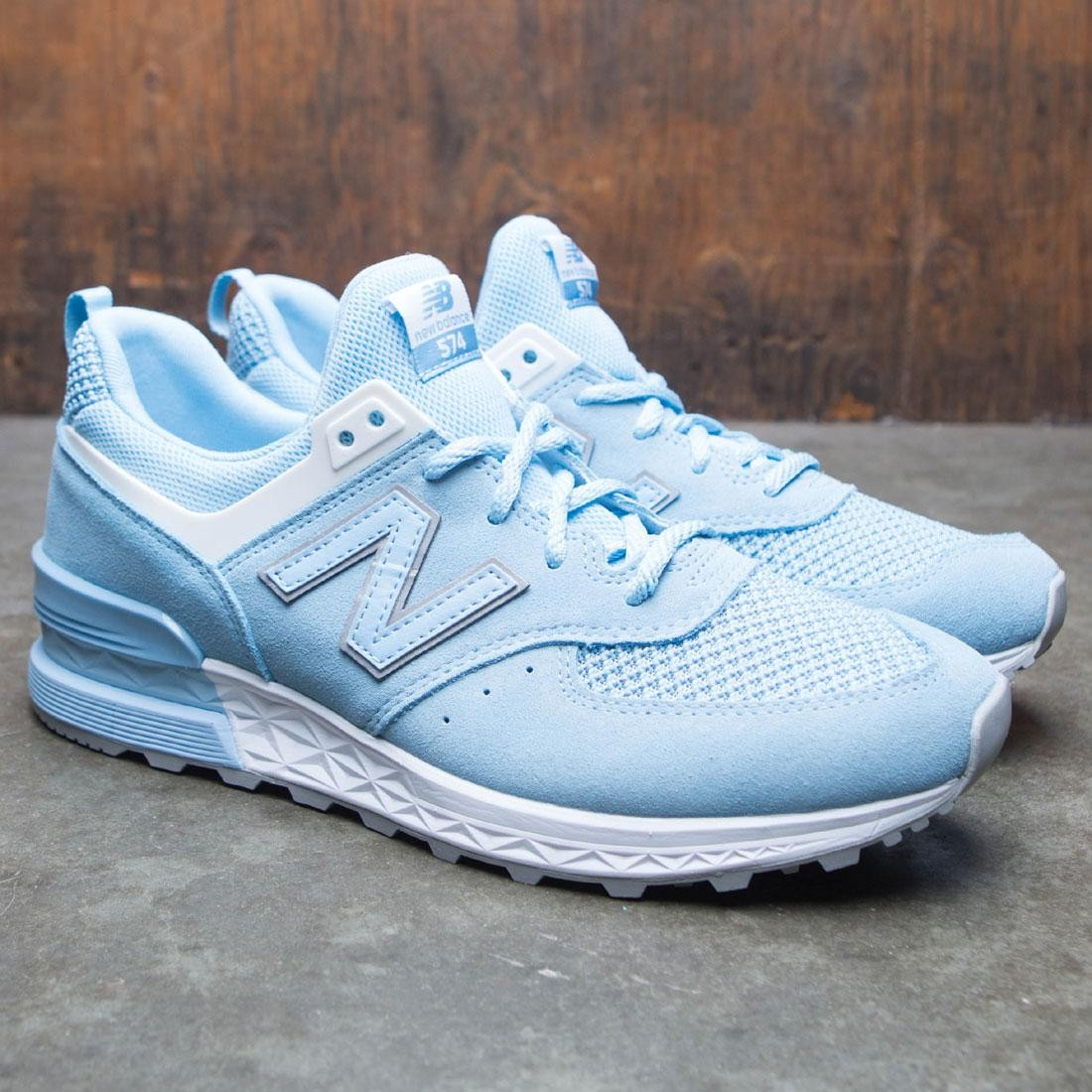 newest collection b608a f8d92 New Balance Men 574 Sport MS574STB (blue   clear sky)