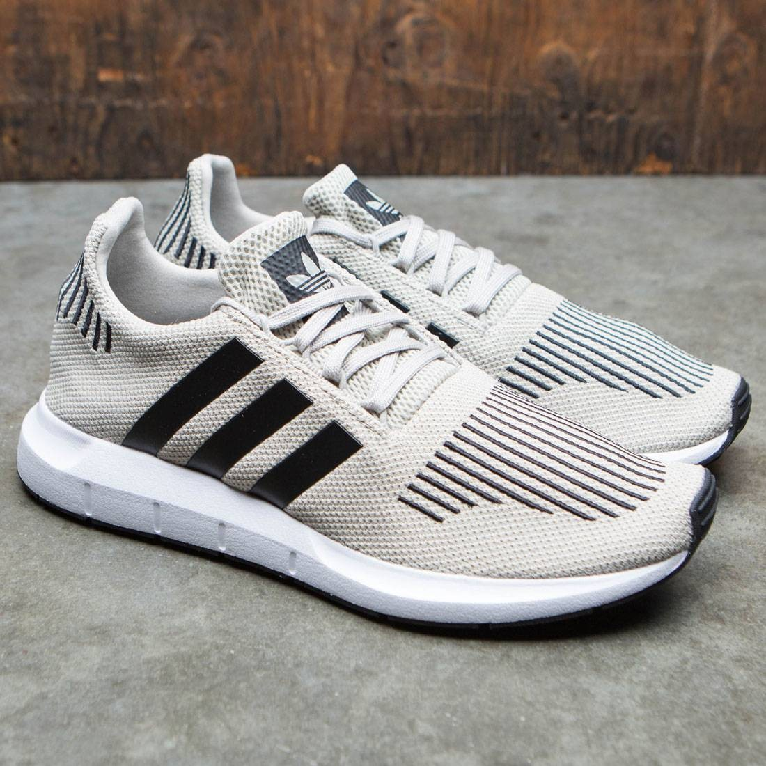 Adidas Swift Run Shoes Sesame Core Black Running White