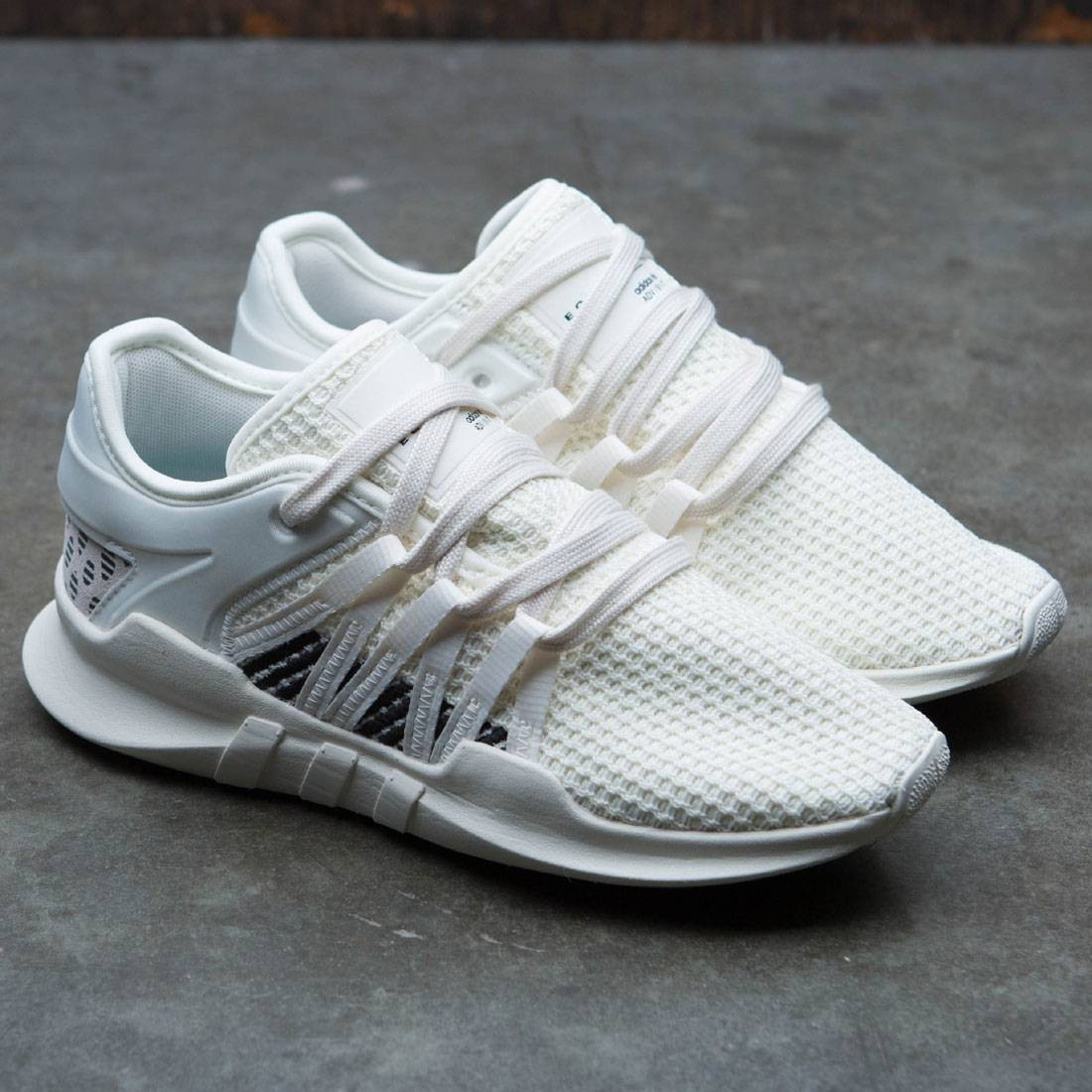 discount sale 80162 d78af Adidas Women EQT Racing ADV W (white  off white  core black)
