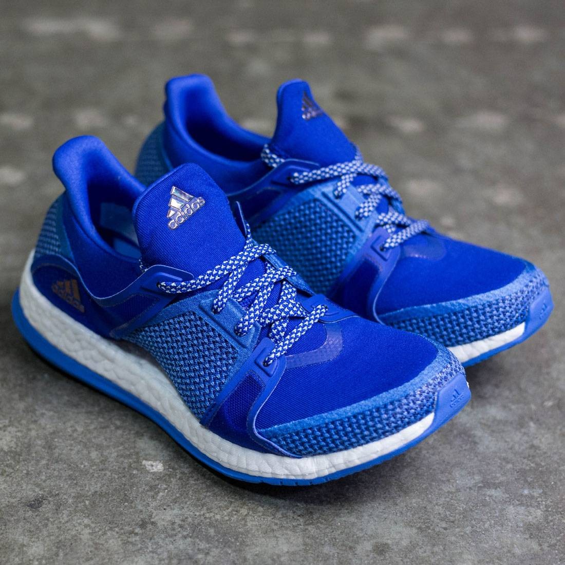 87647192ce007 Adidas Women Pure Boost X Training (blue   bold blue   ray blue   vapour  green)