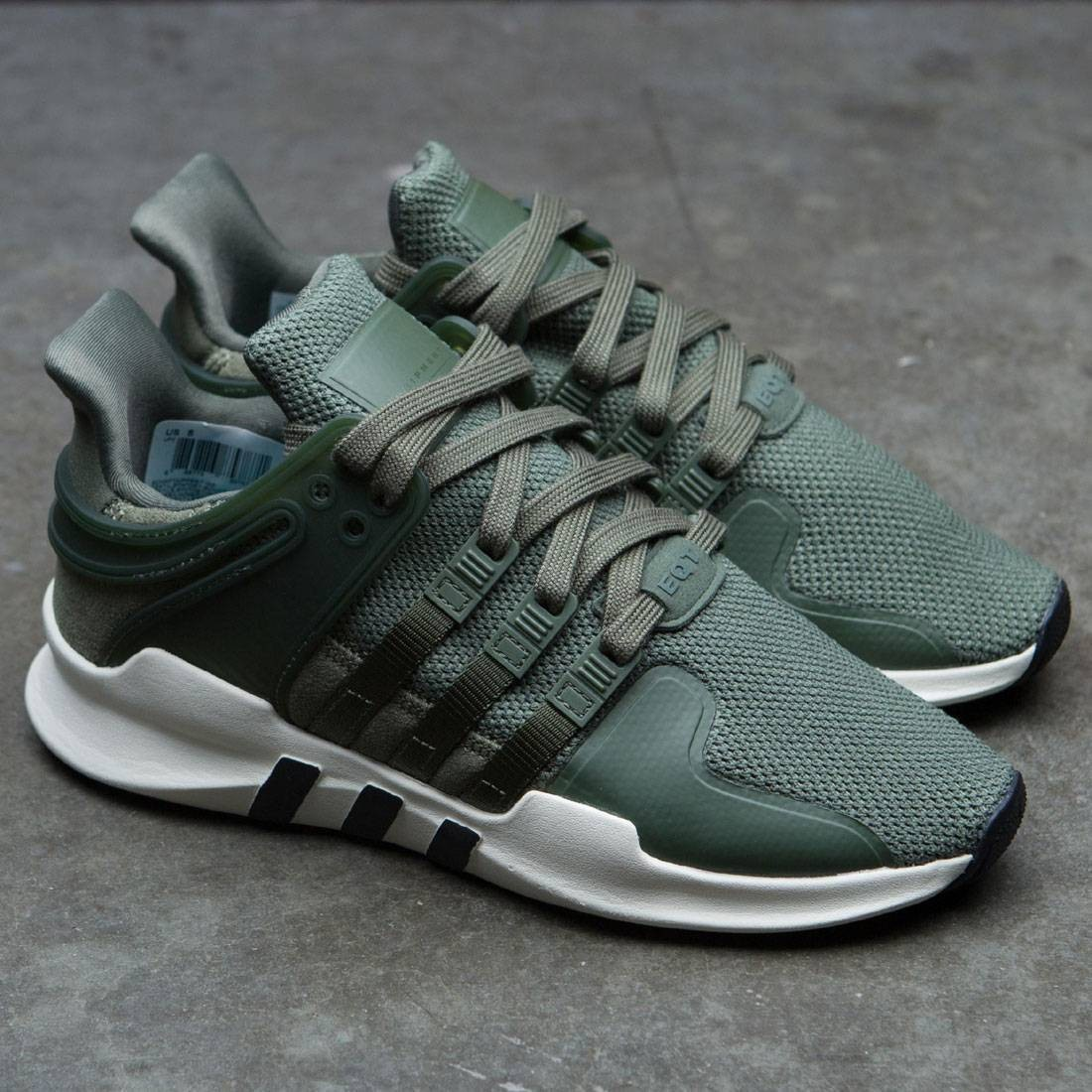 size 40 c0045 28121 Adidas Women EQT Support ADV W (olive / st major / off white)
