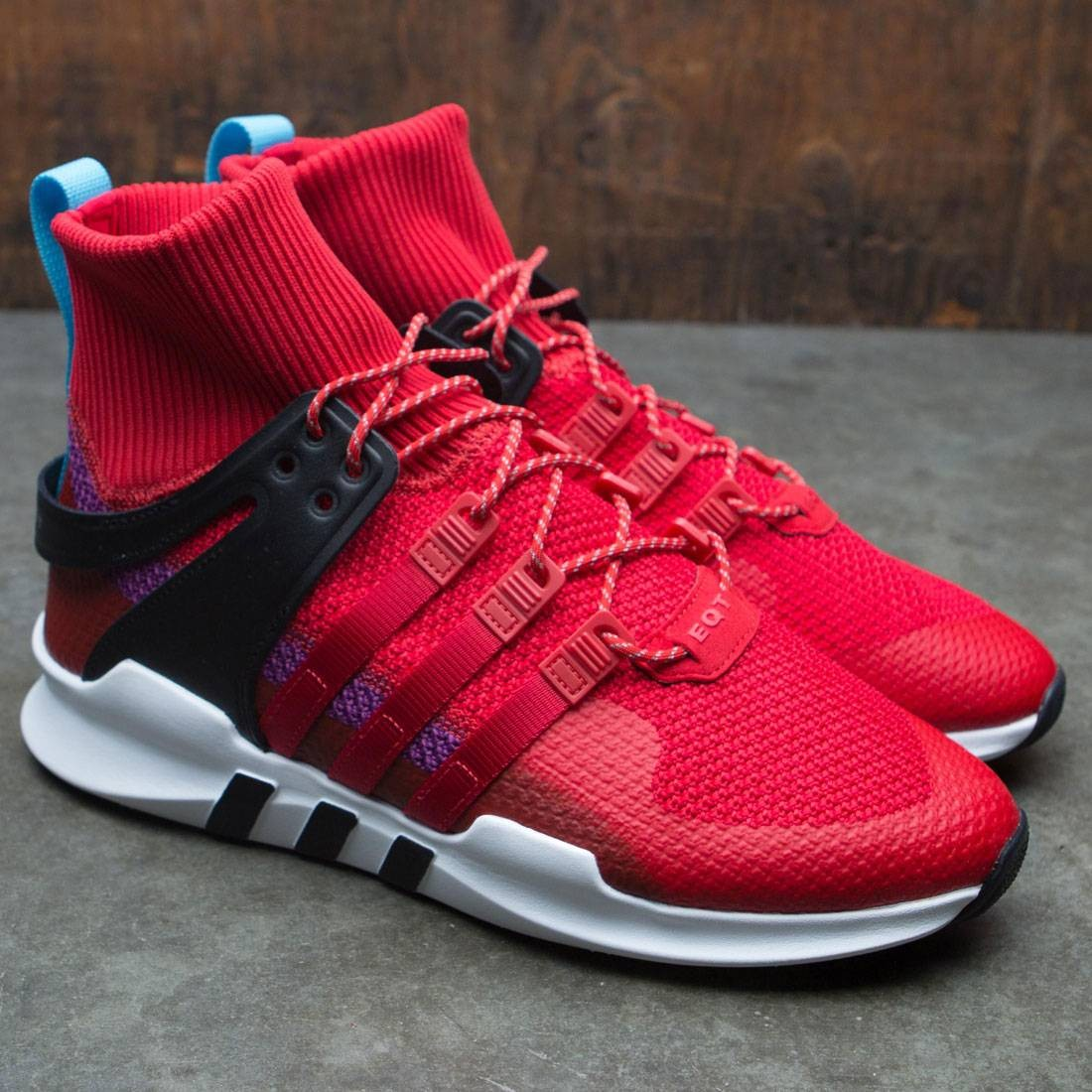 Adidas Men EQT Support ADV Winter (red   scarlet   shock purple) b1ad8723a
