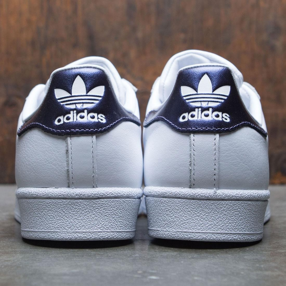 e1b9fed42c1e Adidas Women Superstar W (white   purple night metallic   footwear white)