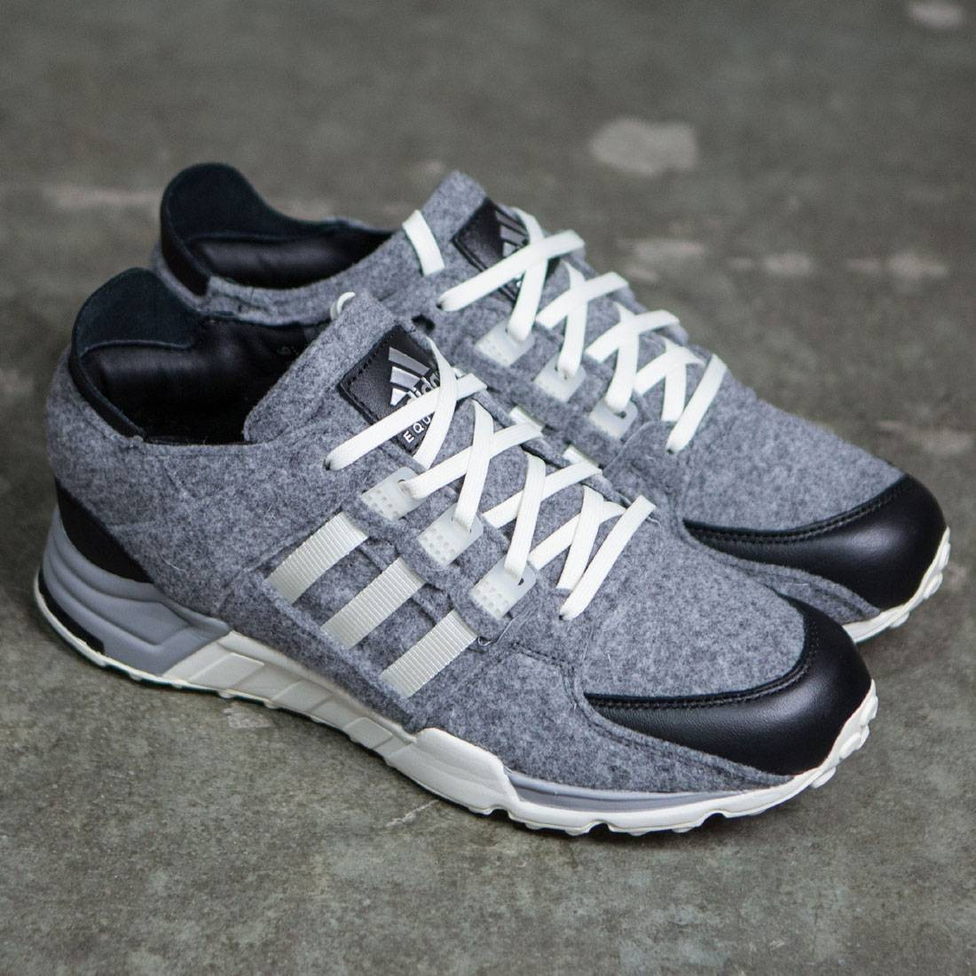 free shipping ff64a 62ce3 Adidas Men Equipment Running Support Wool (grey   super color   cblack)