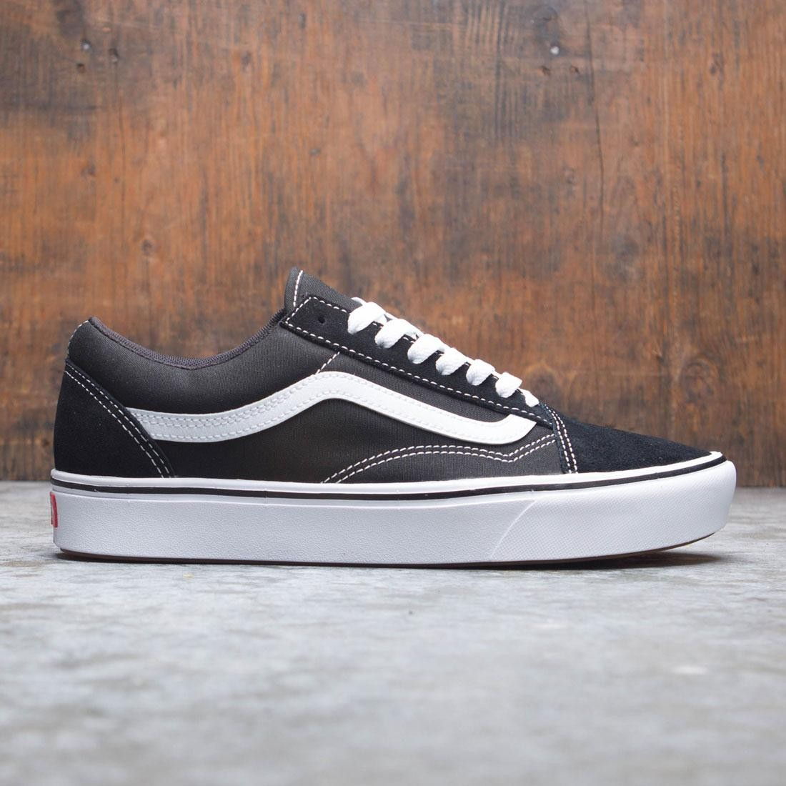 Vans Men Old Skool - Comfy Cush black white