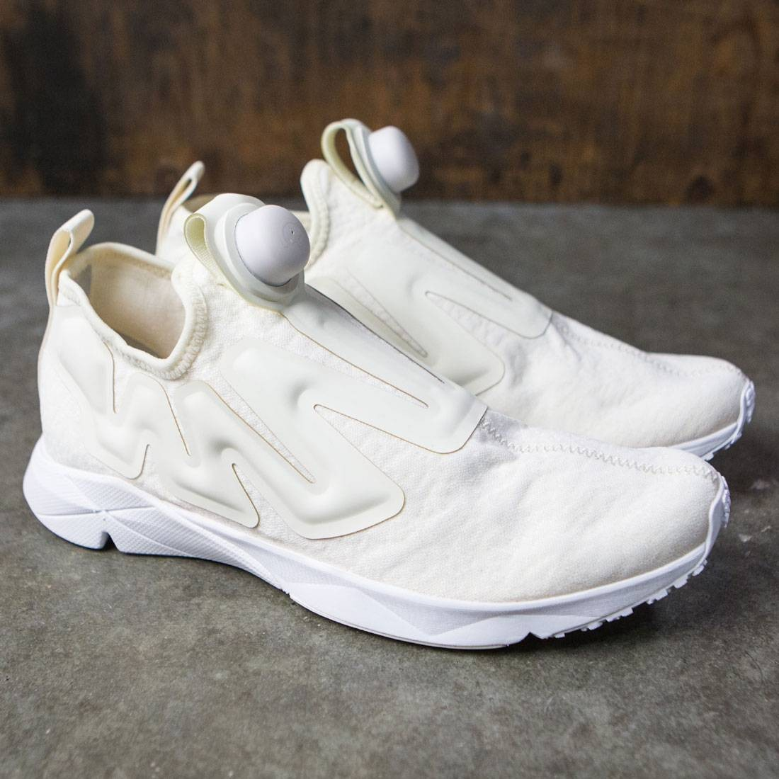 64423cc98f1b76 Reebok Men Pump Supreme Rilla (white   classic white)