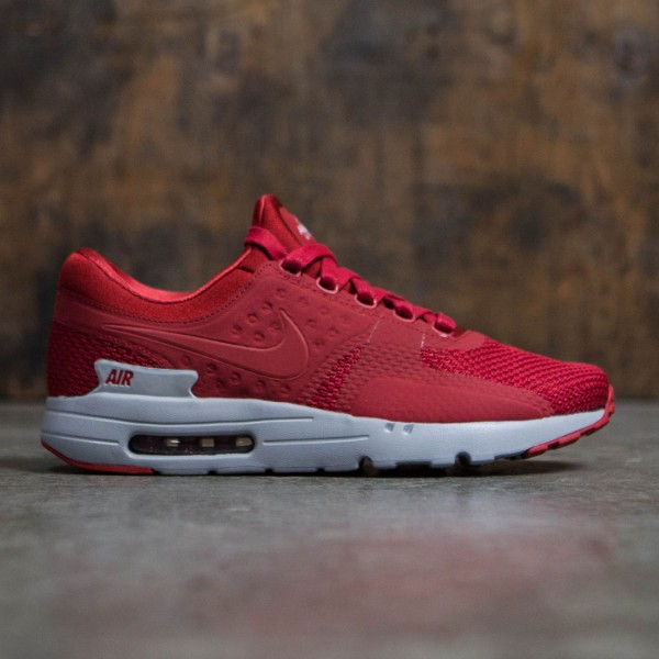 Nike Men Air Max Zero Premium (gym red gym red wolf grey white)