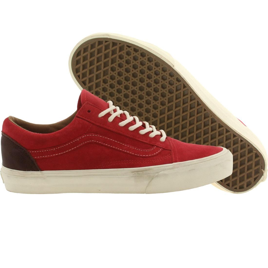 Vans Men Old Skool Reissue CA (2 tone)