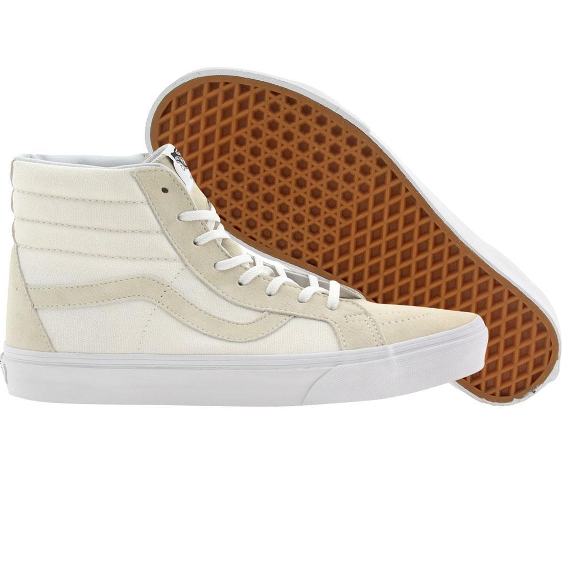 Vans Men Sk8-Hi Reissue - Vansguard (white / true white)